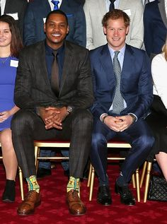 Royal Family Around the World: Prince Harry Hosts Coach Core Graduation Ceremony on January 14, 2015 in London, England