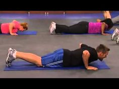 Chris Powell Level 3 Advanced Workout | 35 Minute Exercise Routine (+pla...