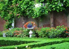 Hofje Inden Groenen Tuin, Haarlem, Holland