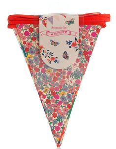 Paper union jack bunting - accesorize
