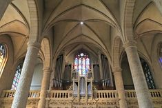 Cathdral of the Blessed Virgin Luxembourg City - Wonderful Wanderings