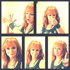 Reba has the BEST PERSONALITY!!