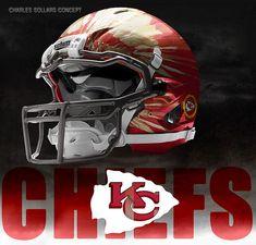 Kansas City Chiefs Headdress