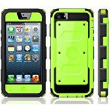iPhone 6 Case - i-Blason Apple iPhone 6 Case Armorbox Dual Layer Hybrid Full-body Protective Case with Front Cover and Built-in Screen Protector / Impact Resistant Bumpers for iPhone 6 Air (Green) Iphone 5c Cases, Buy Iphone, Apple Iphone 6, Iphone 5c Green, Screen Protector, Full Body, Protective Cases, Cover, 6 Case