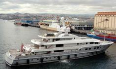 Mansour Ojjeh yacht