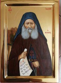 Monastery Icons, Greek Icons, Saint Joseph, Byzantine Icons, Orthodox Christianity, Look Older, Orthodox Icons, Anatomy, Prayer