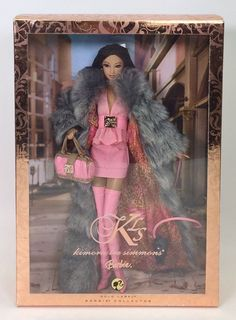 Kimora Lee Simmons 2008 Barbie Doll for sale online Fashion Royalty Dolls, Fashion Dolls, American Girl Furniture, Kimora Lee Simmons, Barbie Dolls For Sale, Vintage Barbie Clothes, Poppy Parker, Girls Toys, Barbie Fashionista