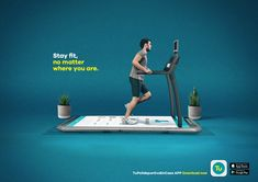 TU Polideportivo Integrated Advert By Sparring: The new age of wellness | Ads of the World™ Creative Poster Design, Ads Creative, Creative Posters, Creative Advertising, Advertising Design, Social Media Ad, Social Media Design, Mobile Advertising, Sports Graphic Design