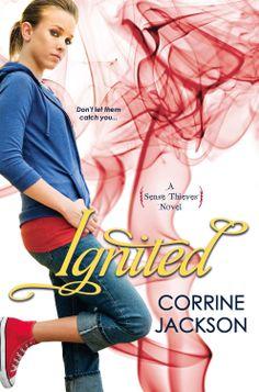 Ignited (Sense Thieves #3) by Corrine Jackson