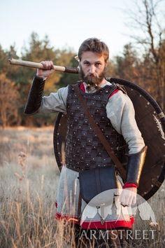 Armure de corps en cuir de Viking à vendre par ArmStreet