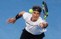 Nadal na drie jaar weer door naar halve finale Australian Open