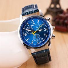 0223410ca42 Encontre mais Relógios esportivos Informações sobre 2015 Reloj Real Relogio  Feminino relógios homens relógio Aliexpress explosão