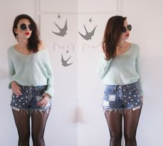 Can you teach me how to feel real? ♡ (by Emmi/Fashiontwisted Malmberg) http://lookbook.nu/look/4367001-Can-you-teach-me-how-to-feel-real
