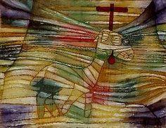 "Klee, ""The Lamb"""