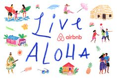 Introducing Airbnb to Hawaii.