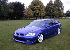 1999 honda civic ex coupe top speed