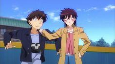 Magic Kaito Kaito Kuroba, Detective Conan Wallpapers, Gosho Aoyama, Magic Kaito, Cute Anime Couples, Manga, Anime Shows, Crime, Kids