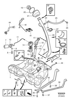 2001 Volvo V70 Engine Coolant Diagram 2001 Ford Ranger