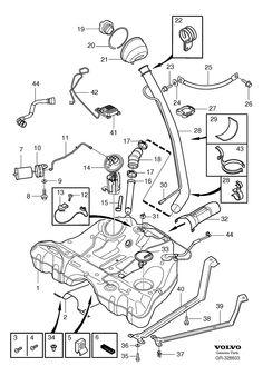 2003 volvo xc90 engine diagram 2006 volvo xc90 engine diagram | finally, a vacuum hose ...