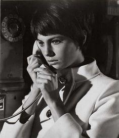 Jacqueline Bisset in The detective by Gordon Douglas, 1968