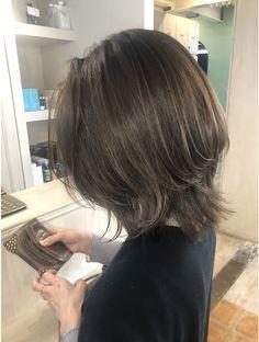 Tomboy Long Hair, Edgy Short Hair, Asian Short Hair, Girl Short Hair, Long Hair Cuts, Edgy Hair, Japanese Short Hair, Two Color Hair, Mullet Hairstyle