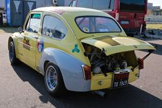 Fiat 850, Fiat Abarth, Steyr, Fast Cars, Cars And Motorcycles, Mini, Vehicles, Cars, Autos