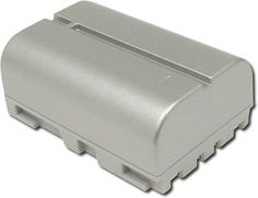 Lenmar - Lithium-Ion Battery for Select JVC Camcorders - Silver, LIJ408
