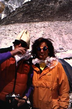 Anatoli Boukreev & Lene Gammelgaard Rob Hall, Top Of The World, Mountaineering, Mount Everest, Madness, Hiking, Board, Climbing, Walks