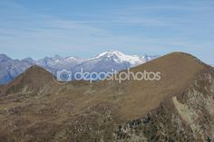 #View From #Top Of #Mount #Pfannock To High #Alp #Peak @depositphotos #depositphotos @kleinkirchheim #ktr14 #nature #landscape #hiking #bluesky #austria #carinthia #bkk #stock #photo #download #portfolio #hires
