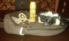 Bag, pretty, camera , my