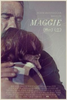 Maggie Movie poster Metal Sign Wall Art 8in x 12in