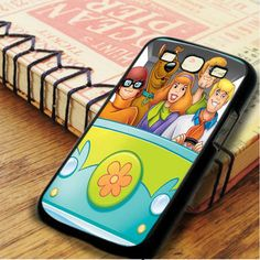 Mystery Machine Van Scooby Doo Samsung Galaxy S3 Case