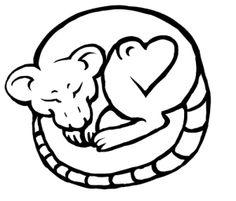 Rat tattoo idea