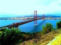 JoanMira - 1 - World : Construção de Ponte 25 de Abril - Video - Document...