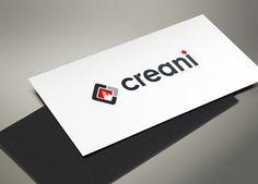 Diseño de logotipo para Creani, una empresa especializada en cerramientos y vidrios cortafuegos para todo tipo de proyectos constructivos.  Nuestro cliente buscaba una imagen muy directa, que representara con claridad el tipo de productos que comercializan.