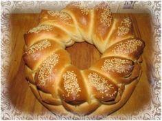 Braided Bread, Bagel, Food, Painting, Art, Recipes, Art Background, Essen, Painting Art