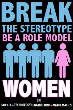 IEEE Women in Engineering International Leadership Conference | Break the stereotype
