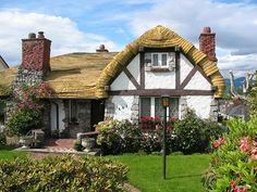 old english homes | Olde English house on King Edward