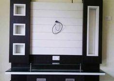 Woodwokingidea lcd 000113 unit With Mandir Pooja Room Design, Lcd Panel Design, Tv Unit Furniture Design, Room Door Design, Lcd Unit Design, Tv Room Design, Cupboard Design, Lcd Wall Design, Pooja Room Door Design