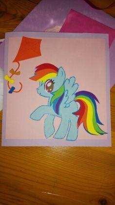 Happy Birthday My little Pony