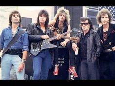 Bon Jovi - Tico's hair! I can't even...