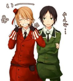 i love romania and i don't know how to spell the brown head dude but i do like him.i also like romano.