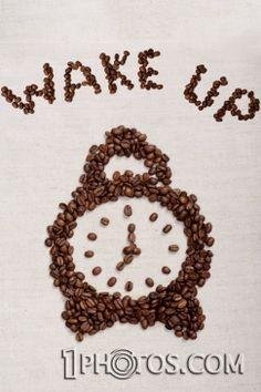 Coffee Clip Art | wake up, addiction, alarm, aroma, aromatic, art, background, beans ...