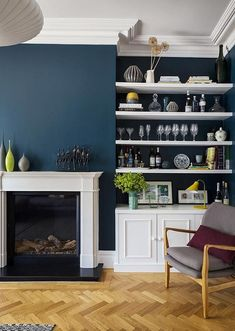 FIND OUT: Modern Home Interior Design With Blue Color Shades | Simdreamhomes #homeinteriordesign #modernhomeinterior #modernhomedesign #modernhomeideas