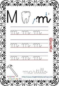 Cuaderno de trazos Imágenes Educativas letra escolar (13)