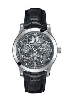 Jaeger-LeCoultre - Master Eight Days Perpetual SQ