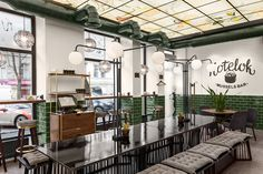 Kotelok Mussels Bar in Odessa, Ukraine. 2016 on Behance