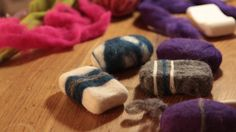 One Minute Tip: How to Make Felted Soap — Apartment Therapy Videos