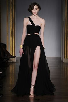 97f7b44f3fd My Review  Dilek Hanif Spring Summer 2011 Couture