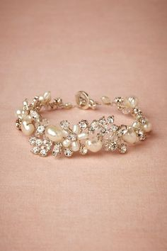 Cute pearl ring
